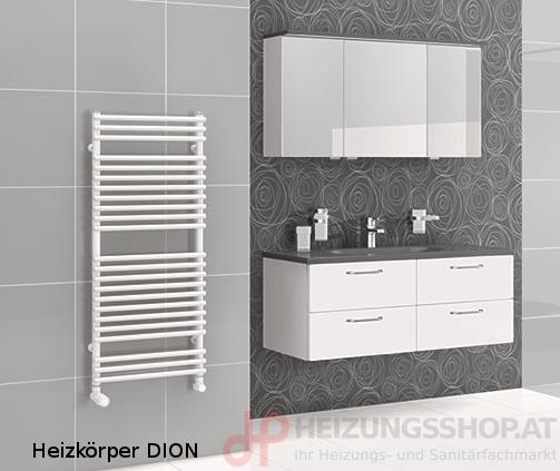 Design - DION Badheizkörper